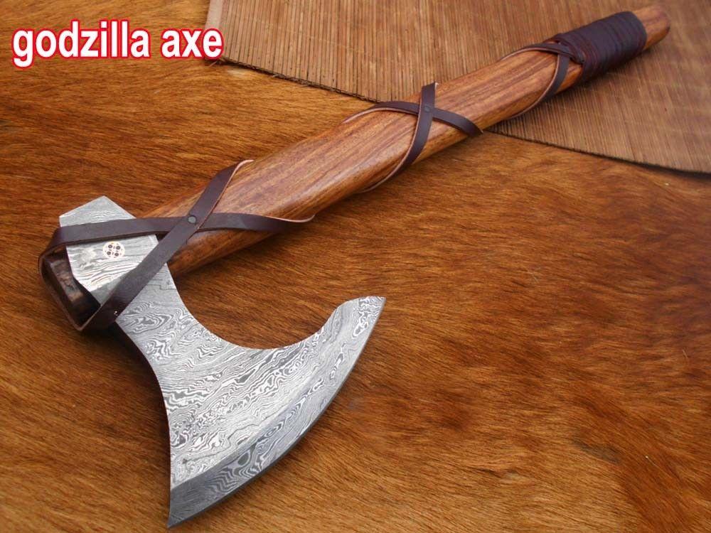 Sword & Axe – Damacus Depot, Inc